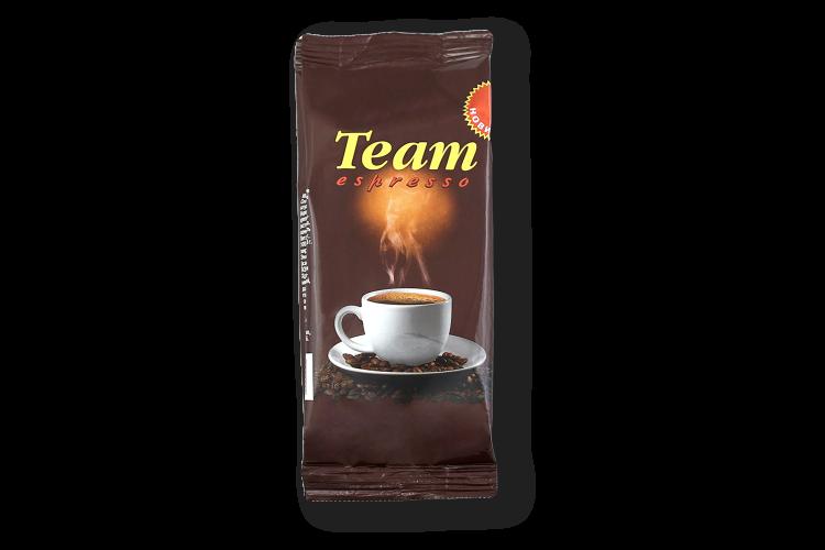 Молотый кофе Team